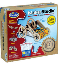 ThinkFun Maker kits, one of three different kits available