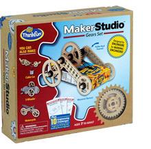 ThinkFun Maker kits,  one of three different kits available