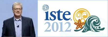 Sir Ken Robinson opening keynote remarks at the 2012 ISTE Conference