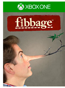 From the makers of You Don't Know Jack, the social game of Fibbage