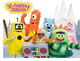 Yo Gabba Gabba photo