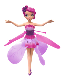 Spin Master's newest flying creation, the flying fairy.