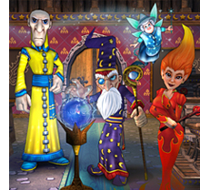 The Wizard101 faculty