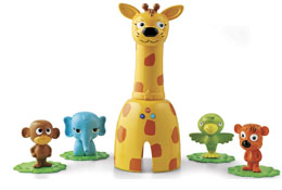 Wild Planet - Animal Scramble RFID toy