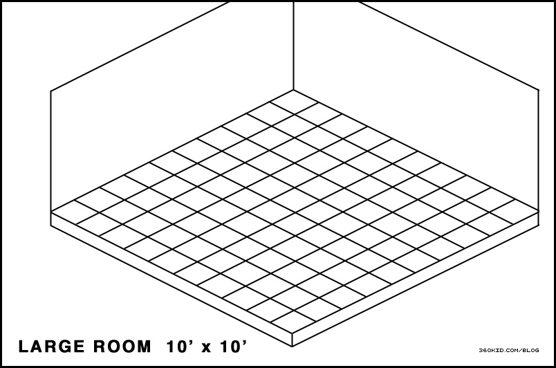 360blog webkinz rooms larger for Grid room